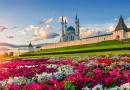 Kazan Singapur'un şehircilik ödülünü alan Rusya'nın tek şehri