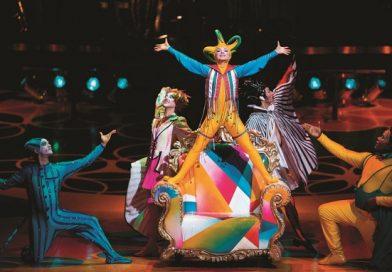 Cirque du Soleil gösterisine Kazan'da ilgi büyük