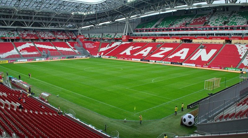 Dünya Kupası-2018'e gelecek turistler Kazan'da 20 milyar ruble harcayacak