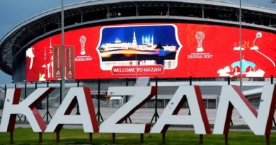 Kazan Dünya Kupası-2018 döneminde turistlerin en sevdiği şehirler reytinginde.