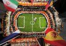 Kazan'da 85 kiloluk suşiden 1,5 metre yükseklikte yenilebilir stad hazırladılar