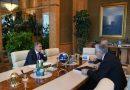 Rüstem Minnihanov Polimeks firmasıyla görüşme gerçekleştirdi