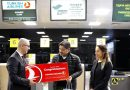 Kazan Havalimanı 11 ayda üç milyon yolcuya ulaştı