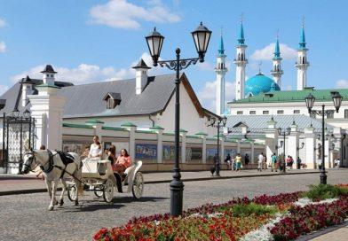 Turizm artık Tataristan'ın önemli gelir kaynaklarından bir tanesi