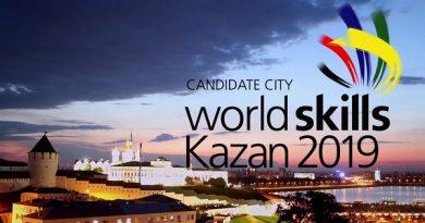 Kazan WorldSkills yarışmasına hazır
