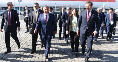 """Tataristan'da """"KazanSummit-2019"""" Ekonomik Forumu"""