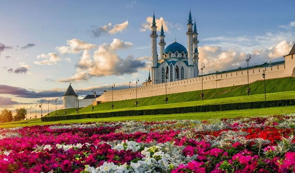 Rusya'yı ziyaret eden turistler arasında Türkler ilk 10'da