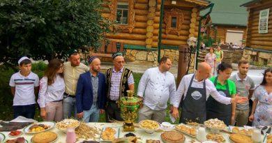 Kazan gastronomi turizminde üçüncü