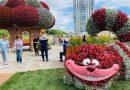 Kazan Rusya'nın en çiçekli üç şehri arasında