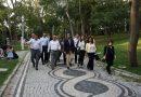 Tataristan Cumhurbaşkanı İstanbul parklarını ziyaret etti