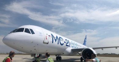 Rusya THY'ye MC-21 satmak istiyor