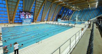 Kazan 2021'de Yüzme ve 2024'te Su Sporları Avrupa Şampiyonalarına ev sahipliği yapacak