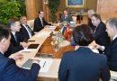 Tataristan Cumhurbaşkanı'ndan Şişecam Yönetim Kurulu Başkanı Vekiline madalya
