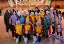 Tataristan Cumhurbaşkanı ve Kazan Belediye Başkanı başkenttte Yılbaşı tatiline hazırlıkları denetledi