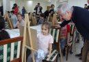 """Halkların Dostluk Evinde """"İstanbul"""" konulu resim etkinliği düzenlendi."""