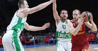 Galatasaray Doğa Sigorta ve UNICS Kazan ile yarın deplasmanda karşılaşacak